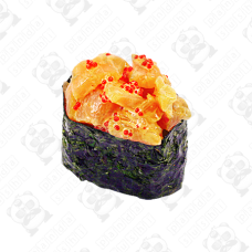 Sake Hot gunkan 1 komad