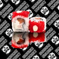 Red Tobiko Maki