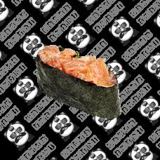 Spicy Maguro nigiri