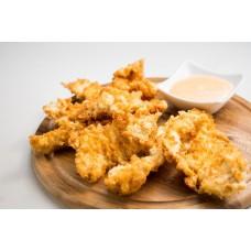 Hrskavo pečena piletina s ljutim umakom